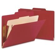 Smead 13703 Red Classification File Folders