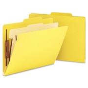 Smead 13704 Yellow Classification File Folders