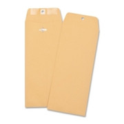 Business Source Heavy Duty Clasp Envelope - 1