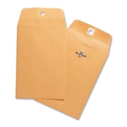 Business Source Heavy Duty Clasp Envelope - 2