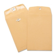 Business Source Heavy Duty Clasp Envelope - 3