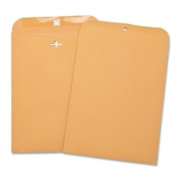 Business Source Heavy Duty Clasp Envelope - 4