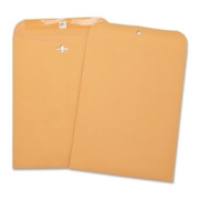 Business Source Heavy Duty Clasp Envelope - 5