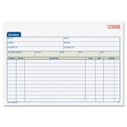 Adams Carbonless Invoice Book