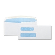 Business Source Double Window Envelope - 3