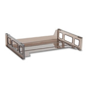 Business Source Side-loading Letter Tray - 1