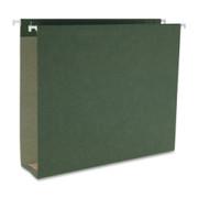 Business Source Hanging Box Bottom File Folder - 4