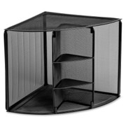 Rolodex Expressions Mesh Corner Shelf