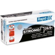 Rapid High Capacity Staples