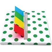 Redi-Tag Designer Flag Desk Dispenser - 1