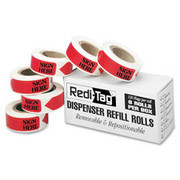 Redi-Tag Sign Here Tag Refills