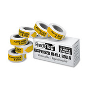 Redi-Tag Sign/Date Refill Tags