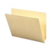 Smead 24109 Manila End Tab File Folders with Reinforced Tab