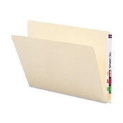 Smead 24250 Manila End Tab File Folders with Extended Tab