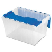 Akro-Mils Keep Box Container with Lid