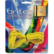 Alliance Rubber Brites Corner To Corner Bands