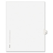 Avery Individual Legal Dividers - 15