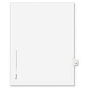 Avery Individual Legal Dividers - 18