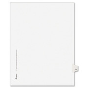 Avery Individual Legal Dividers - 20