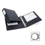 Avery Economy Reference Ring Binders With Label Holders