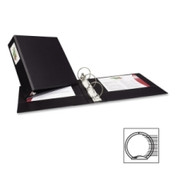 Avery Economy Reference Ring Binders With Label Holders - 1