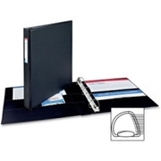 Avery Durable Slant Reference Binder With Label Holder