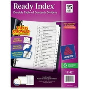 Avery Classic Ready Index Table of Contents Divider - 3