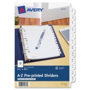 Avery Preprinted Tab Divider