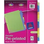 Avery Preprinted Plastic Divider