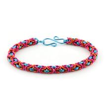 3 Color Byzantine Bracelet Kit - Bahama Mama