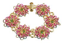 Aloha Flares Bracelet Kit by Genny Smith
