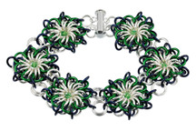 Polo Flares Bracelet Kit by Genny Smith