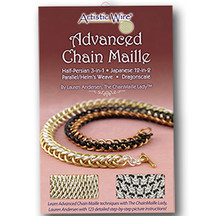 Advanced Chain Maille by Lauren Andersen