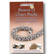 Basics of Chain Maille by Lauren Anderson