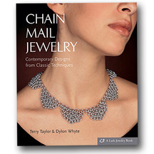 Chain Mail Jewelry Contemporary Designs