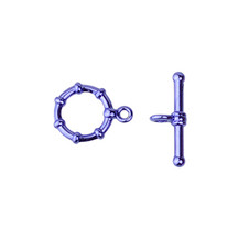 E-Coated Toggle Clasps