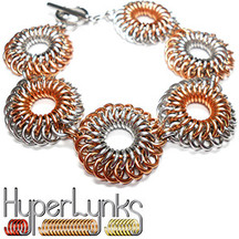 HyperLynks Sunburst Weave Bracelet Kit