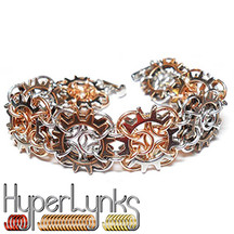HyperLynks Clockwork Cogs Bracelet Kit
