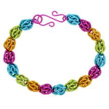 Jelly Bean Sweetpea Chainmaill Bracelet Kit