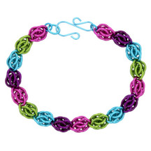 Spring Fling Sweetpea Bracelet Kit in Anodized Aluminum