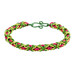 3 Color Anodized Aluminum Byzantine Bracelet Kit - Margaritaville