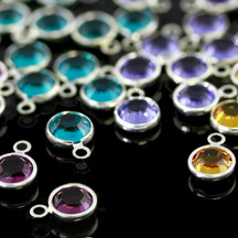 6mm Swarovski® Channel Drops