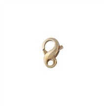 Bronze Figure 8 Lobster Clasp