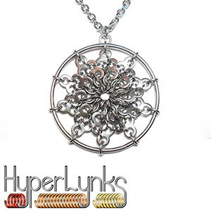 HyperLynks - Sun Machine Pendant
