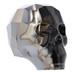 Silver Night 13mm Swarovski® Crystal Skull