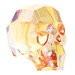 Metallic Sunshine 13mm Swarovski® Crystal Skull