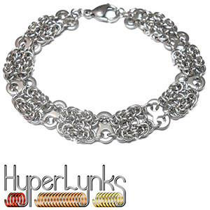 HyperLynks - Doublet Chain Bracelet Kit