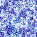 Blue Lagoon Seed Bead Mixes - Size 6