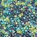 Frog Princess/ Lucky Charms Seed Bead Mixes - Size 6
