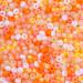 Tangerine Tango Seed Bead Mixes - Size 6